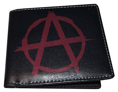 Anarchy / Anarchie Männer/Frauen Geldbörse (Wallet) -