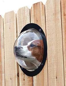 petpeek Zaun-Fenster für Haustiere