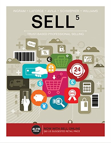 SELL With SELL5 Online 1 Term 6 Months Printed Access Card New Engaging Titles From 4LTR Press 5th Edition CourseMate