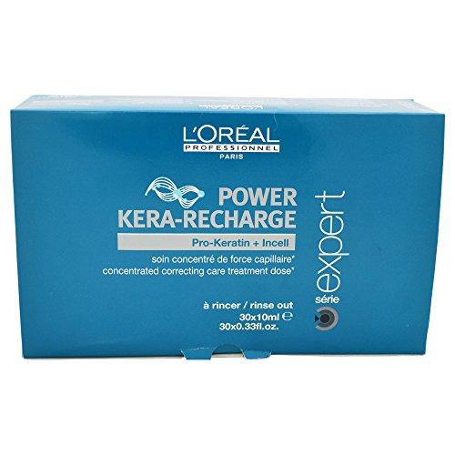 L'Oréal Professionnel Serie Expert Haarpflege Power Dose Pro-Keratin, 300 ml - Behandlung Refill