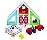 Hape-Barn Play
