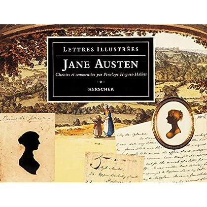 Jane Austen : Lettres illustrées