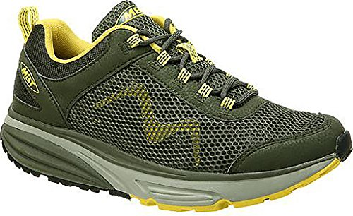 MBT Zapatilla 700925-1210Y Colorado 17 Verde 46 Verde