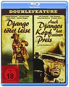 Django Doublefeature, Vol. 2: Django tötet leise / Auch Djangos Kopf hat seinen Preis (Digital Remastered) [Blu-ray]