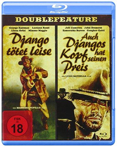 Bild von Django Doublefeature, Vol. 2: Django tötet leise / Auch Djangos Kopf hat seinen Preis (Digital Remastered) [Blu-ray]