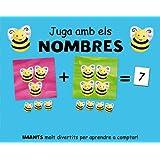 Juga amb els nombres (Catalá - A Partir De 3 Anys - Manipulatius (Llibres Per Tocar I Jugar), Pop-Ups - Llibres Amb Imants)