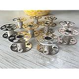 Veewon para bobinas de metal para máquina de coser Bernina, 10 unidades