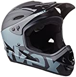 UVEX Helm Hlmt 9 Bike, Black/Dark Silver, 59-60 cm