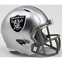 Riddell OAKLAND RAIDERS NFL Speed POCKET PRO MICRO/POCKET-SIZE/MINI Football Helmet