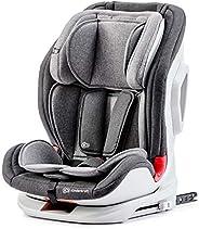 Kinderkraft Car Seat Oneto3 With Isofix System Black/Gray, 0 2 Months