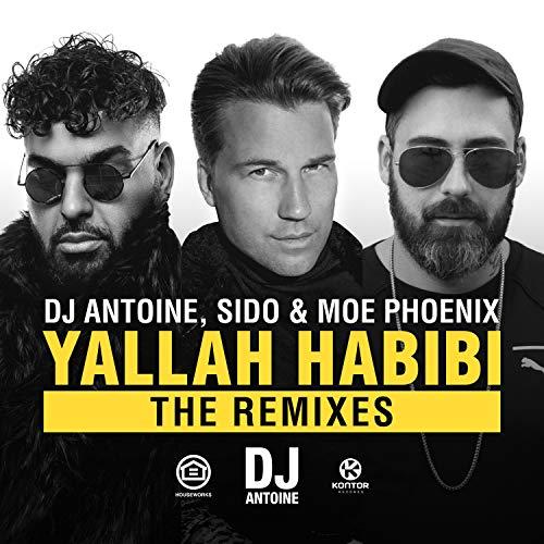 Yallah Habibi (Remixes)