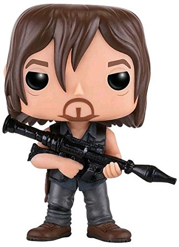 Funko Pop Dary Dixon con Lanzacohetes (The Walking Dead 391) Funko Pop The Walking Dead