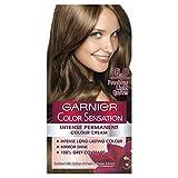 Garnier Color Sensation 6.0 Precious Light Brown Permanent Hair Dye