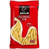 Gallo No. 6 Pasta Plumas - 250 g