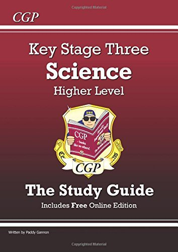 By Paddy Gannon KS3 Science Study Guide (with online edition) - Higher: Revision Guide - Levels 5-7 (Revision Guides)