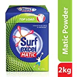 Surf Excel Matic Top Load Detergent Powder - 2 kg