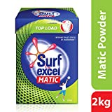#6: Surf Excel Matic Top Load Detergent Powder - 2 kg