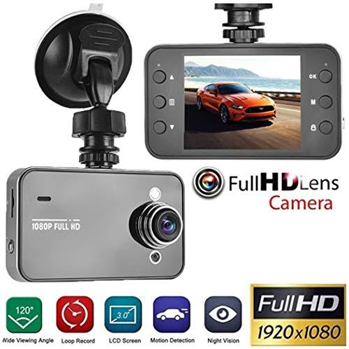HD Dashcam Fahraufnahme Autokamera Nachtsicht Auto Dash Camera Hd-metal