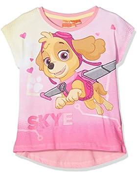 Nickelodeon Mädchen T-Shirt Paw Patrol Flying Skye
