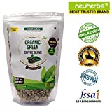 #5: Neuherbs 100% Natural Organic Green Coffee beans ( Decaffeinated & Unroasted Arabica Coffee) - 200g+25g free.