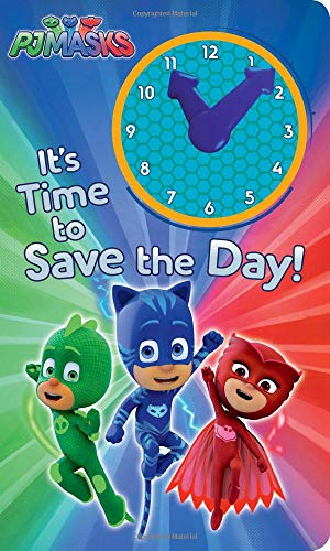 It's Time to Save the Day! (Pj Masks)