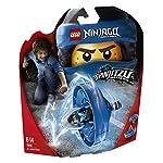 LEGO-Ninjago-JayMaestro-di-Spinjitzu-Multicolore-70635