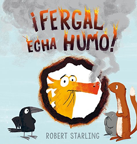 ¡Fergal echa humo! (PICARONA) por Robert Starling