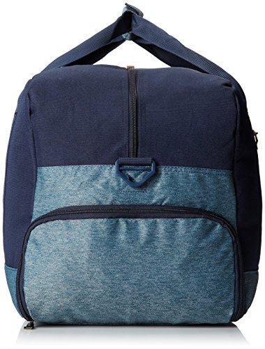 Quiksilver, Borsone Uomo Medium Shelter, Blu (Deep Jungle Dark Denim), 10,2 x 19,2 x 12,2 cm, 37 litri Blu (Deep Jungle Dark Denim)