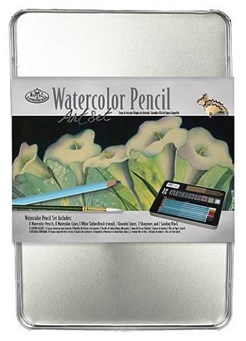 Royal and Langnickel Watercolour Pencil Art Set