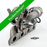 Gowe turbocompressore per K04530498800645304970006406F145702C turbocompressore turbina collettore per Audi S3TT Seat Leon Volkswagen Golf 2.0tfsi 8P/Pa/8J