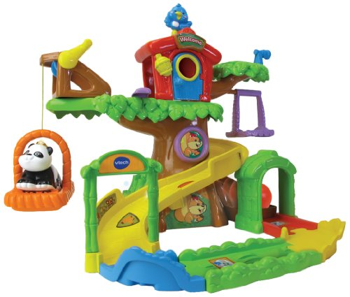 Image of VTech Baby Toot-Toot Animals Tree House