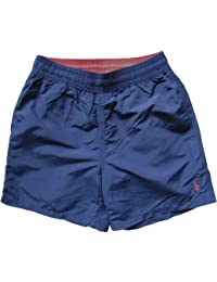 Ralph Lauren Polo Hawaiian Swim Shorts Navy