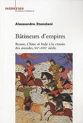 Bâtisseurs d'empires : Russie, Chine et Inde à la croisée des mondes, XVe-XIXe siècle