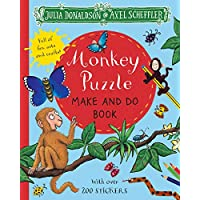 Monkey Puzzle Make and Do