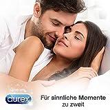 Durex Gefühlsecht Kondome, hauchzartes Kondom für intensives Empfinden, 20 Stück für Durex Gefühlsecht Kondome, hauchzartes Kondom für intensives Empfinden, 20 Stück