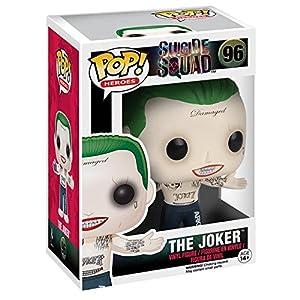 Funko Pop Joker (Escuadrón Suicida 96) Funko Pop Escuadrón Suicida