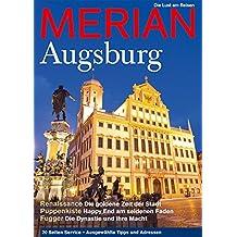 MERIAN Magazin Augsburg (MERIAN Hefte)