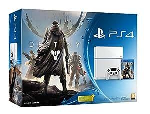 Pack PS4 500 Go C Noire + Destiny : Le Roi Des Corrompus