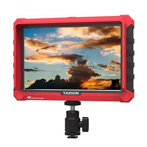 """TARION X7s Monitor 4K HDMI IN/OUT 7""""1920x1200 HD Feld-Monitor für SLR DSLR - Menü auf Deutsch"""