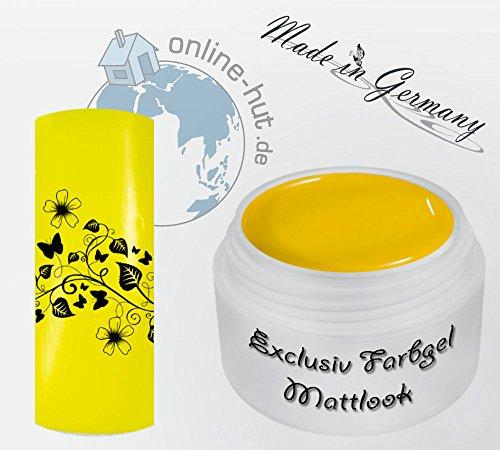 chapeau-en-ligne-5-ml-uv-sans-couche-de-transpiration-exclusiv-farbgel-look-mat-jaune