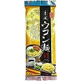 Okinawa fresado humildemente hecho Tenobe fideos c?rcuma 250g (5) bolsas de paquete X2