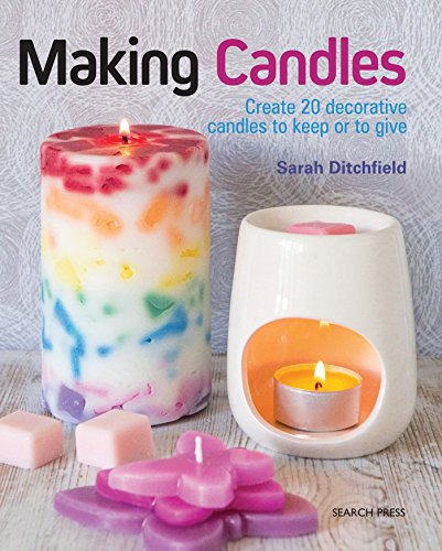 te decorative candles to keep or to gift ()