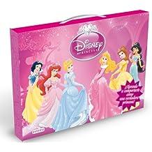Princesas Disney. Maletín de buenos modales: ¡Aprende a comportarte como una verdadera princesa! (Princesas Disney / Libros singulares)