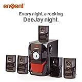 Envent Deejay 703 BT- 5.1 Home Audio Speaker
