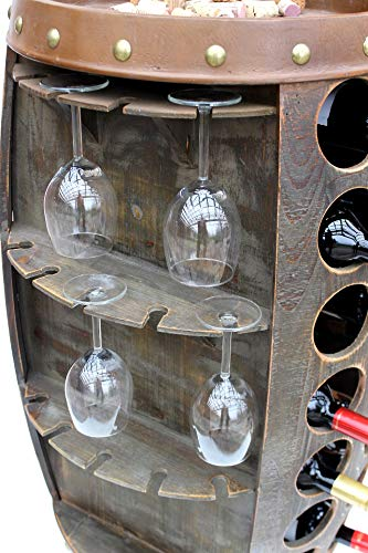 Weinregal Weinfass 0416 Bar - 3