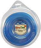 supertrim2454g Spule von .065-inch-by-600-foot und Grade quadratisch Gras Trimmer Line, blau