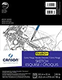 Comic/manga–Bloc de dibujo, 8,5'x11'