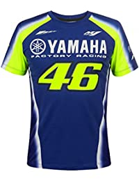 Valentino Rossi Yamaha VR46 Camiseta Vr46