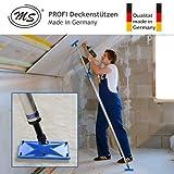 PROFISPANN® Teleskop Deckenstütze Montagestütze - 1.680-2.900mm - Tragkraft 40 kg - Made in Germany - MS-TS2000