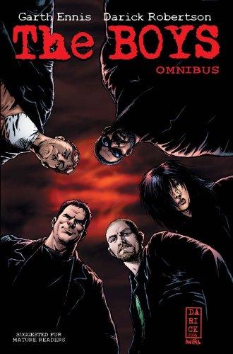 The Boys: v. 1: Omnibus